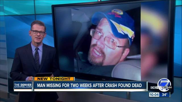 Kansas man missing after crash in eastern Colo- found dead in nearby…