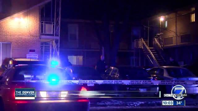 1 dead in southwest Denver shooting- suspect in custody