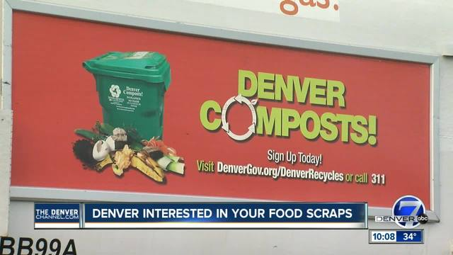 Denver aims for no-fee composting service citywide