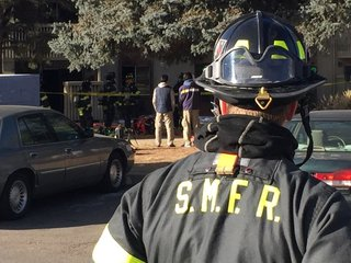 Mom, 2 children & deputies injured in condo fire