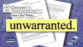 Former DA criticizes handling of cop sex case