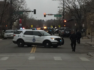 Standoff in Cherry Creek North over, police say