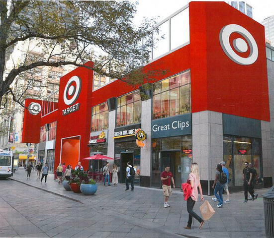 Denver News Road Conditions: Denver Working To Bring Target Store To 16th Street Mall