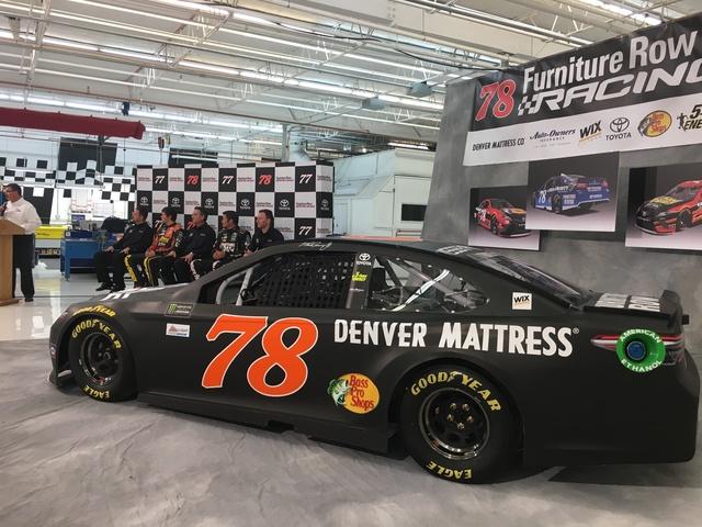 Furniture Row Racing Adds Second Driver Truex Jr Ready For Daytona 500 Denver7