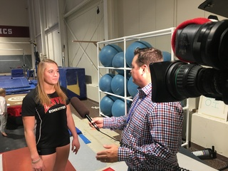 DU gymnasts look to improve on national ranking