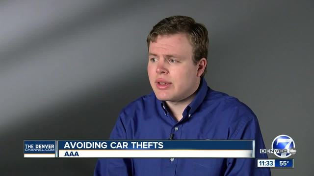 Avoiding Car Thefts