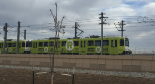 R Line begins service today