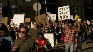 Anti-Trump ralllies held in Denver