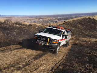 Windy, dry conditions bring high fire danger