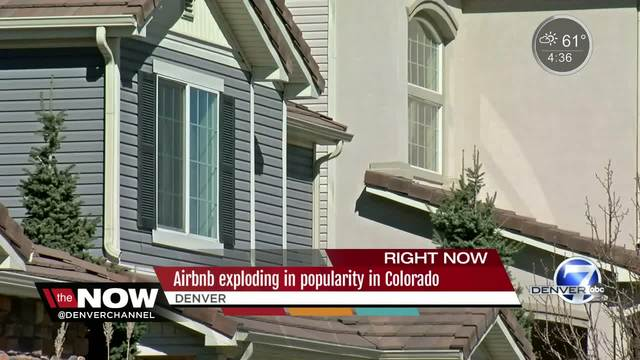 Airbnb reports explosive growth in Colorado