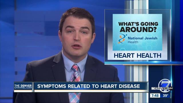 What-s Going Around - Heart Disease