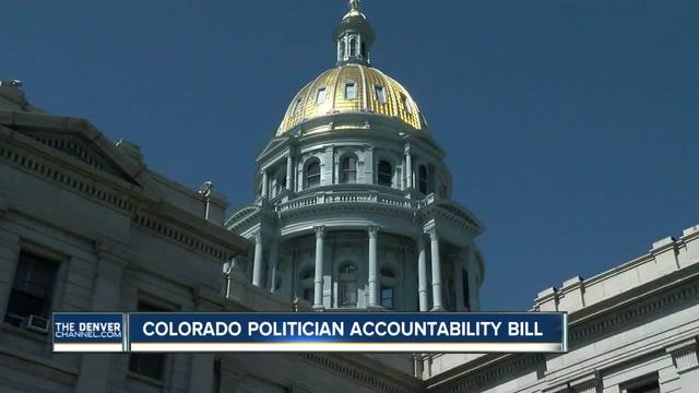 Politician accountability bill