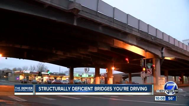 CDOT responds to structurally deficient bridges report