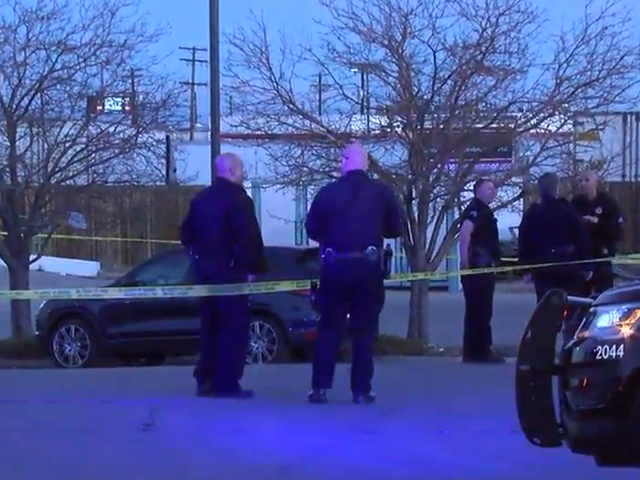 Officer-involved shooting in Denver