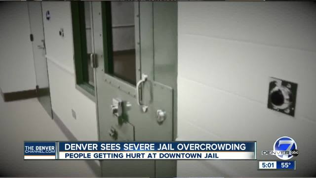 Sheriff-s Union says Denver jail overcrowded