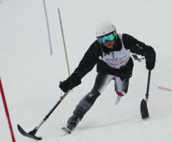 NSCD fulfilling dreams of disabled athletes