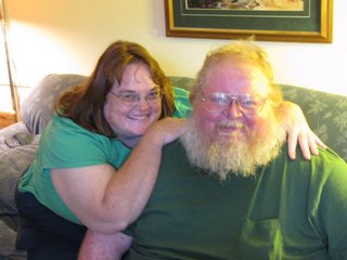Couple loses 350 pounds together, still losing