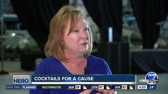 7Everyday Hero Rene Harding Founded Cocktails for a Cause to benefit…