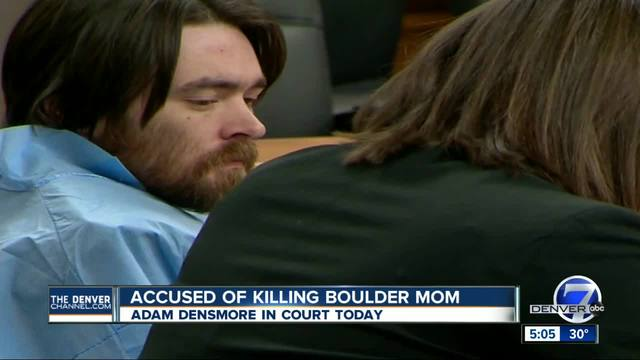 Suspect in killing- dismembering of Boulder mom charged with murder-…