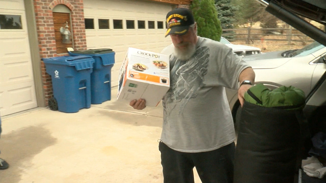 Denver7 finds new home for veteran living in storage unit
