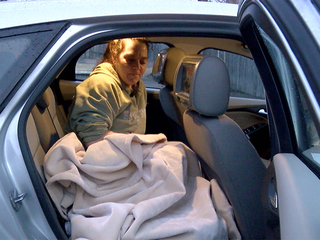 Colorado Uber, Lyft drivers sleeping in cars