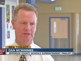 Jeffco Super McMinimee steps down early