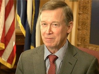 Hickenlooper worried feds could curb pot sales