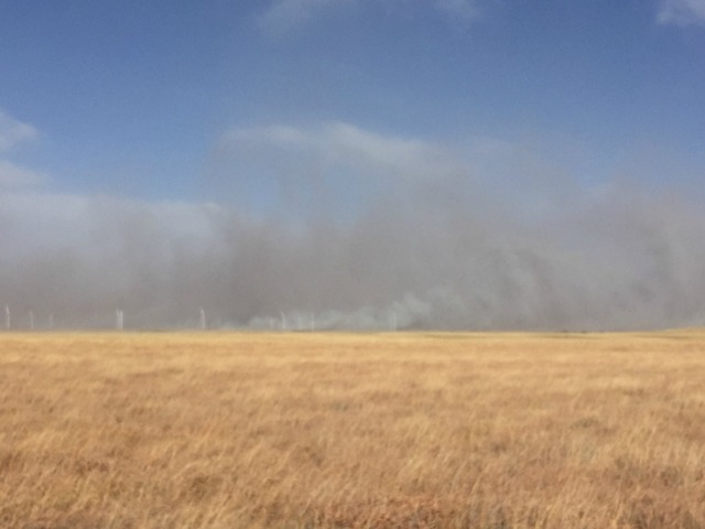 Fire prompts evacuations in Colorado