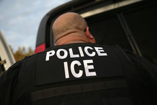 Immigration arrests up almost 40% under Trump