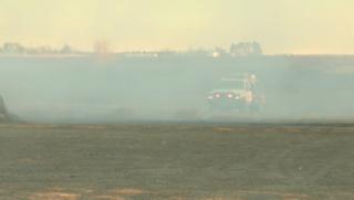 Emergency declared in Logan County amid fire