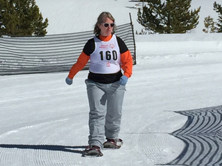 CO Snowshoer hoping for World Games gold