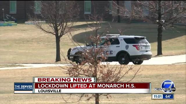 24-year-old arrested after backpack sends Louisville's Monarch High into lockdown