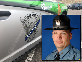 CSP honors fallen trooper on favorite holiday