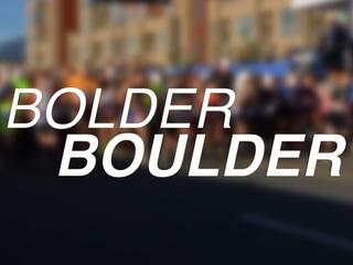 Finish line camera for 2017 BolderBOULDER