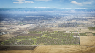 Plans call for 5,000-acre development in Aurora