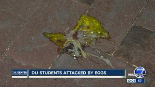 DU warns students about egg attacks