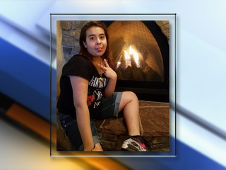 Missing teen found safe in Texas