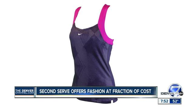 Second Serve offers fashion at fraction of cost