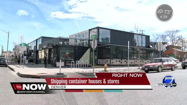 Tiny shipping container homes and businesses now becoming more common in…