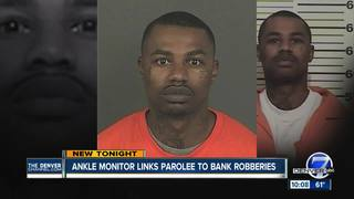 Warrant: Parolee linked to robbery series
