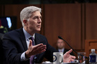 Watch Live: Gorsuch facing last day of hearings