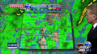 Blizzard watches issued for the Front Range