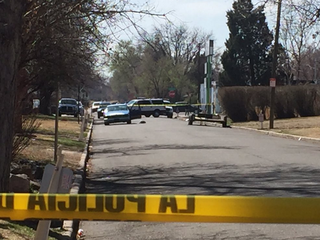 1 seriously wounded, 2 arrested in shooting