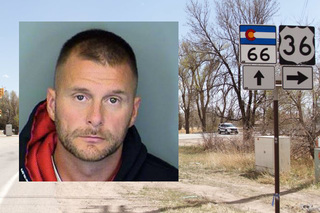 Suspect in custody after standoff on Hwy 36