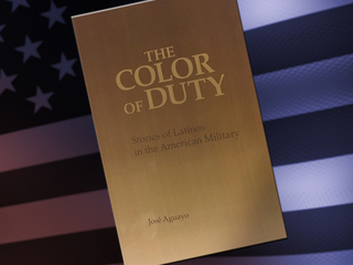 Book about Latino vets written from the heart
