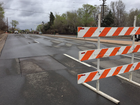 Spring storm brings closures, power outages