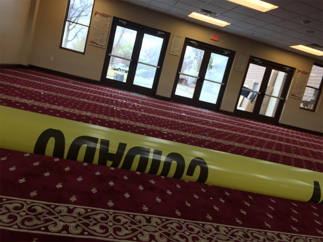 Vandals target Islamic Center of Fort Collins