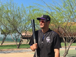 Arenado: Rockies can do 'something special'