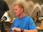 Garrett says no change with Romo, praises Leary