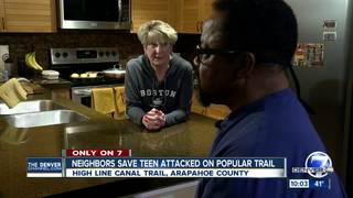More details released about trail attack on girl